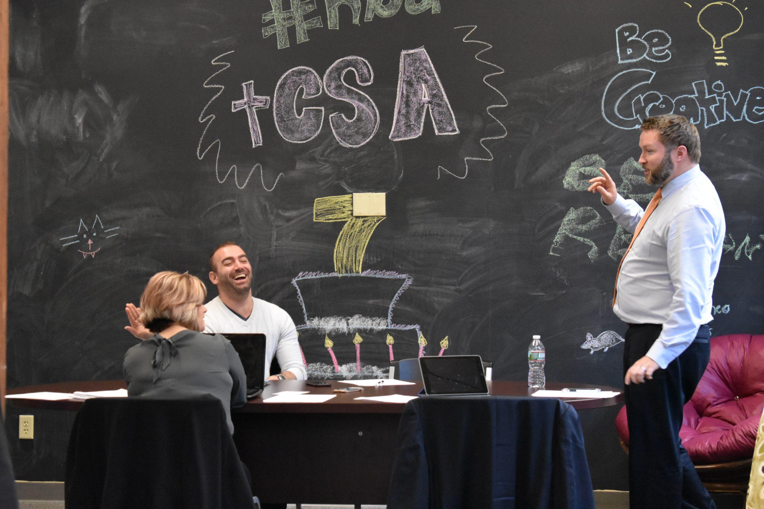 Creative Strategy Agency